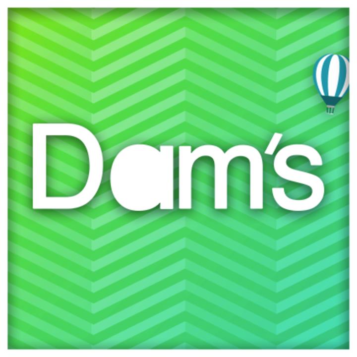 Dam's Tour Dates