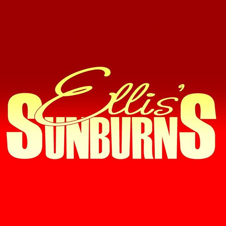 Ellis' Sunburns Tour Dates