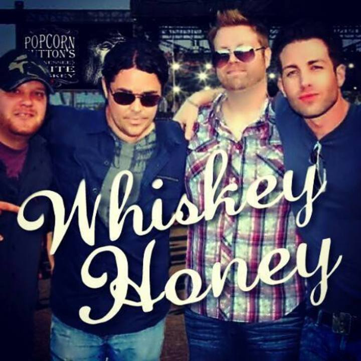 Whiskey Honey Tour Dates
