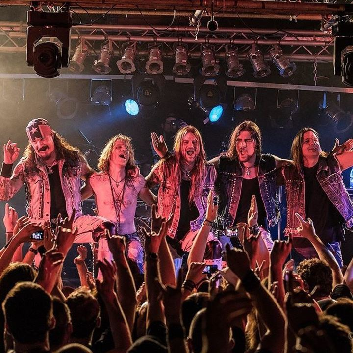 Iced Earth @ Z-7 - Pratteln, Switzerland