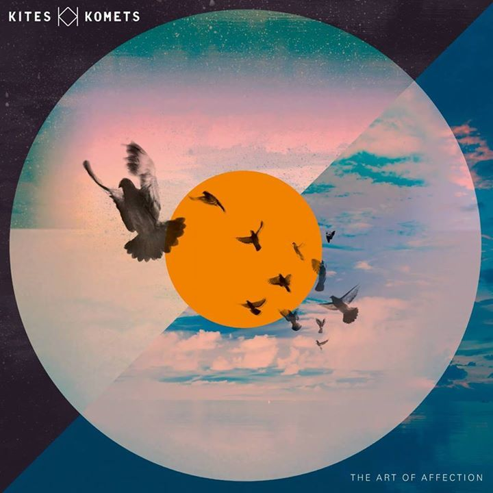 Kites and Komets Tour Dates