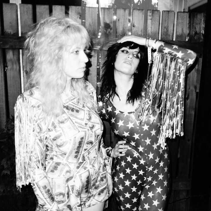 Deap Vally Tour Dates