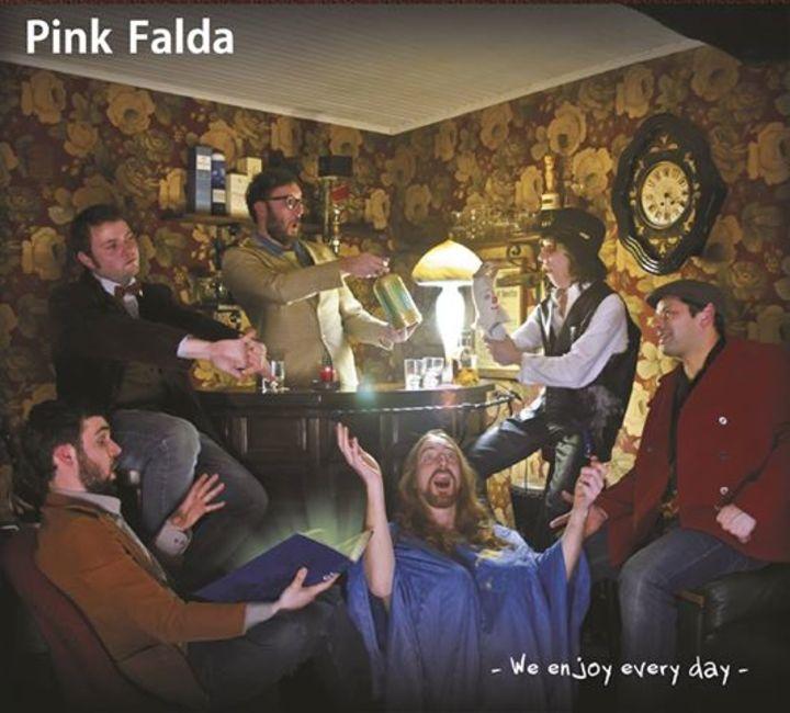 Pink Falda Tour Dates
