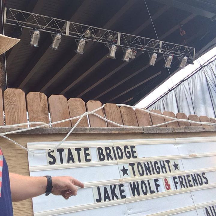 Jake Wolf and Friends Tour Dates