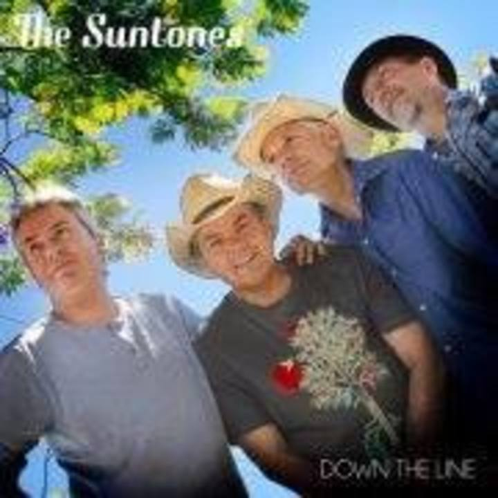 The Suntones Fremantle Tour Dates
