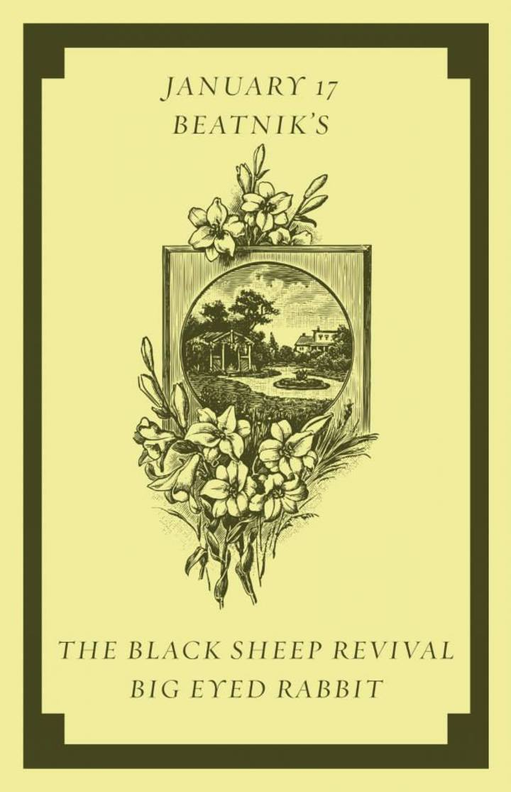 The Black Sheep Revival Tour Dates