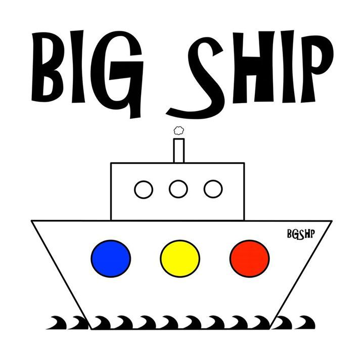 Big Ship Tour Dates