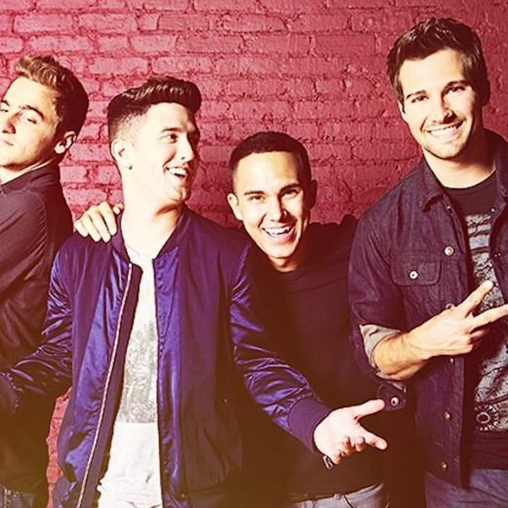 Amo A Los Big Time Rush Tour Dates