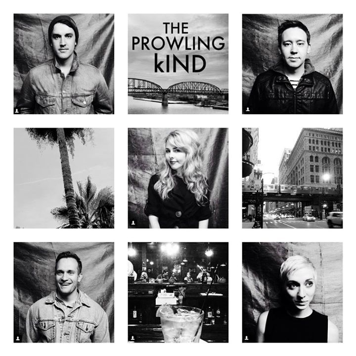 The Prowling Kind Tour Dates