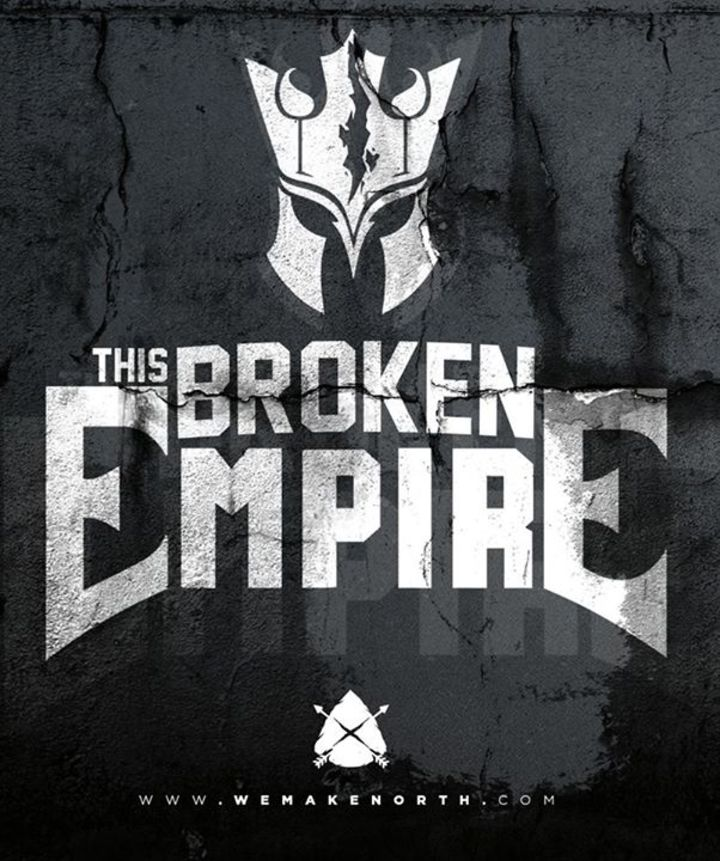 This Broken Empire Tour Dates