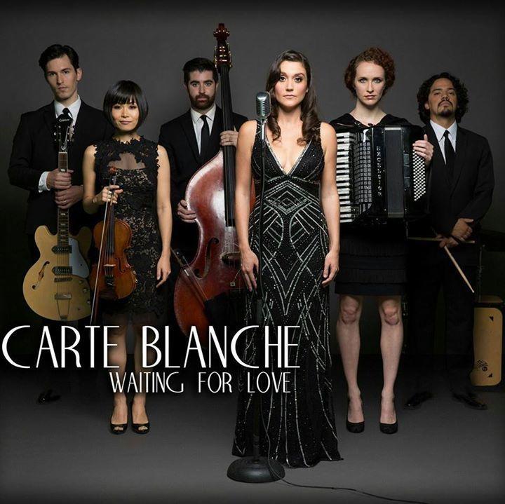 Carte Blanche Tour Dates