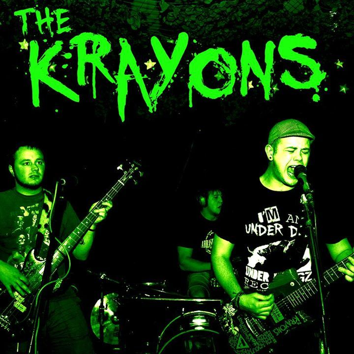 The Krayons Tour Dates