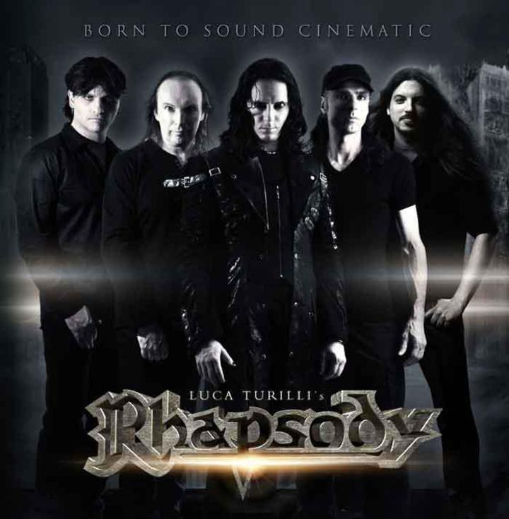 Rhapsody of fire fans Colombia Tour Dates