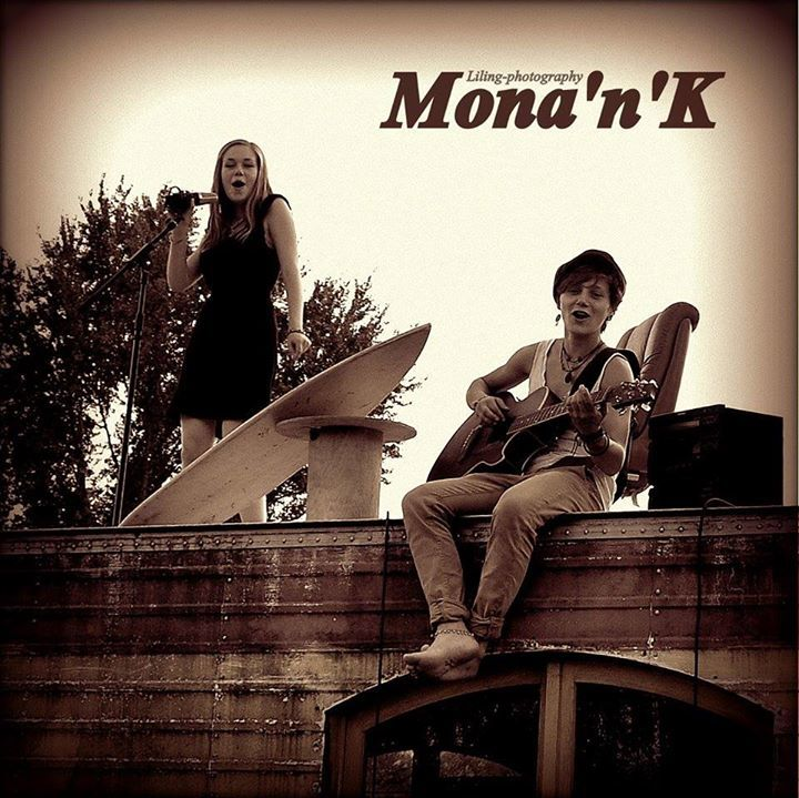 Mona'n'K Tour Dates