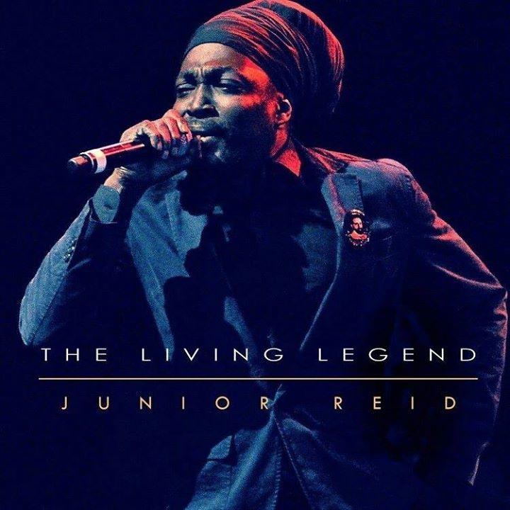 Junior Reid Tour Dates