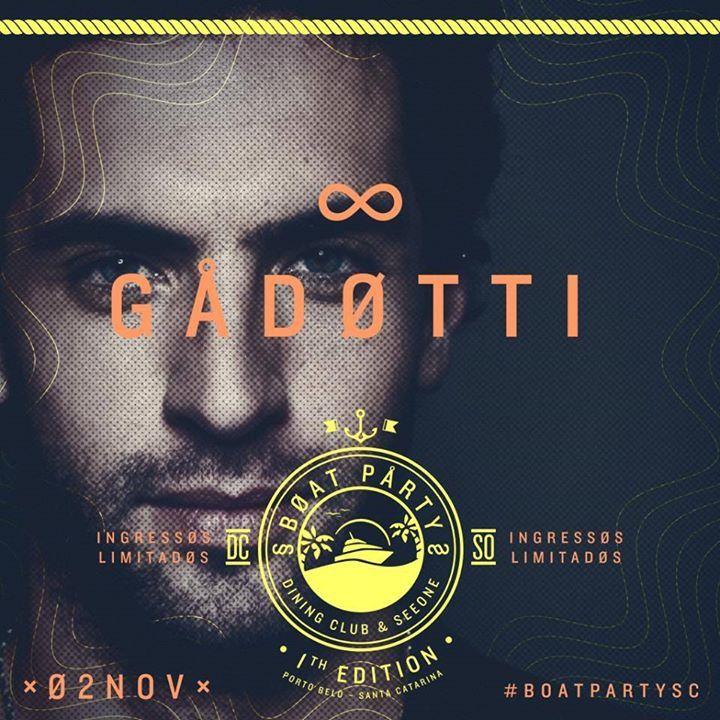 Rafael Gadotti Tour Dates