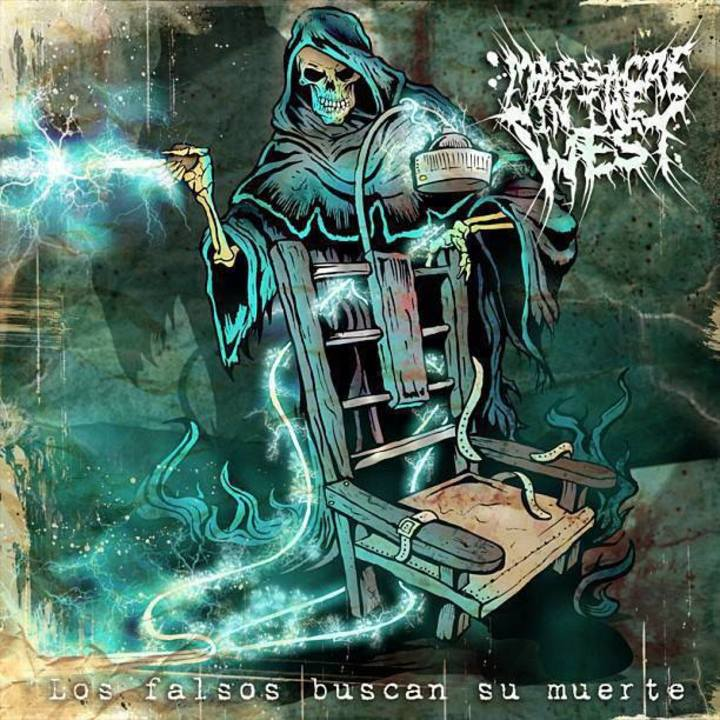 Massacre in the West Tour Dates
