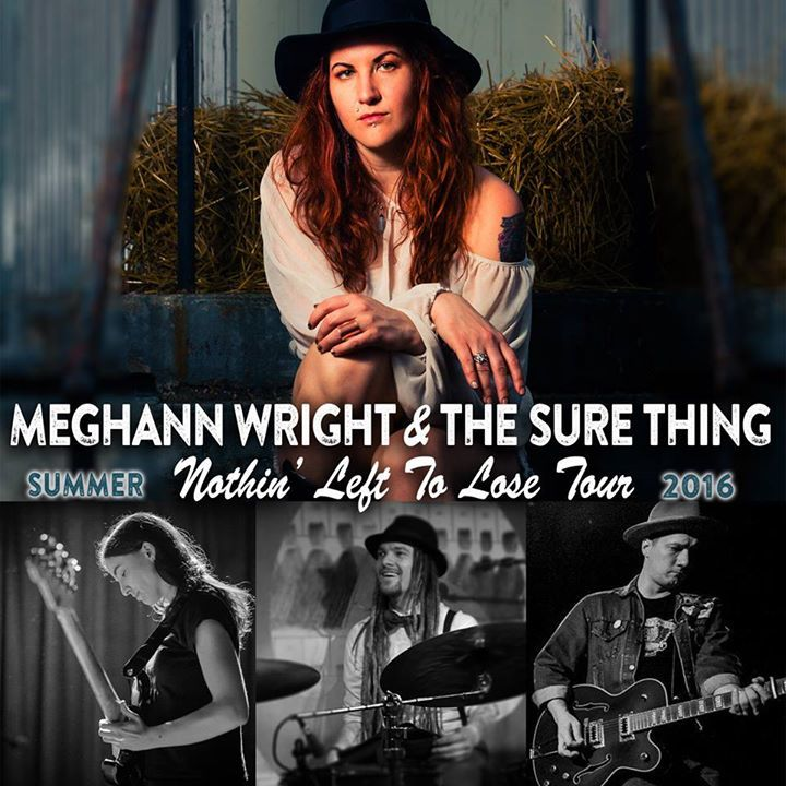 Meghann Wright @ Mercury Lounge - New York, NY