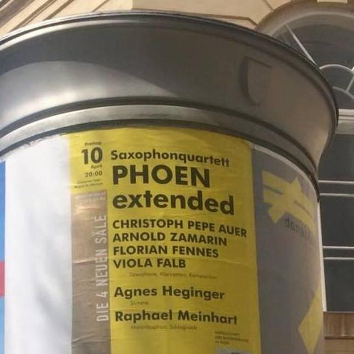 Phoen Tour Dates