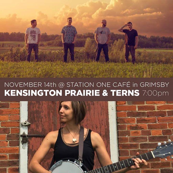 Kensington Prairie Tour Dates