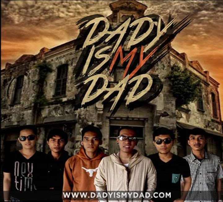 Dady Is My DAD Tour Dates