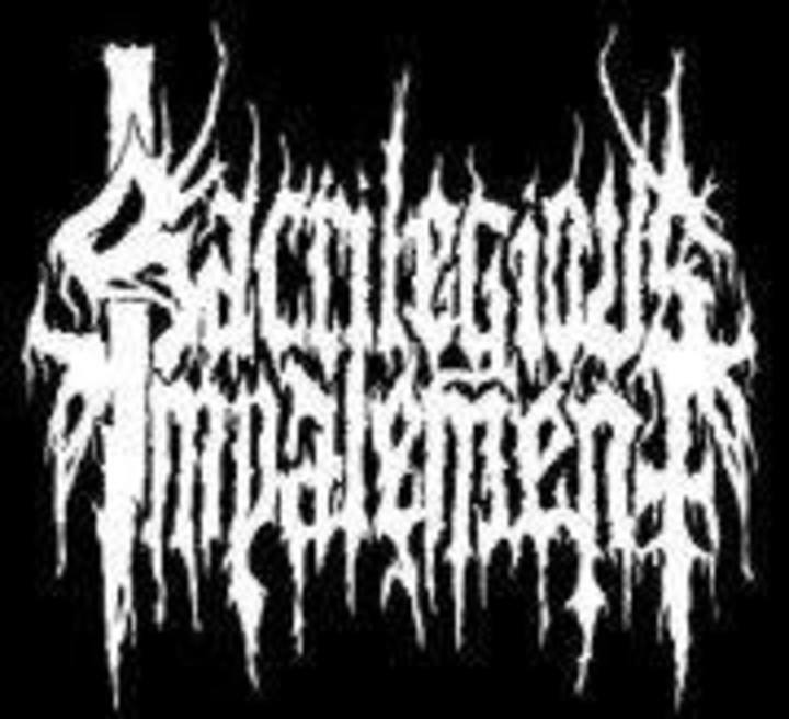 Sacrilegious Impalement Tour Dates