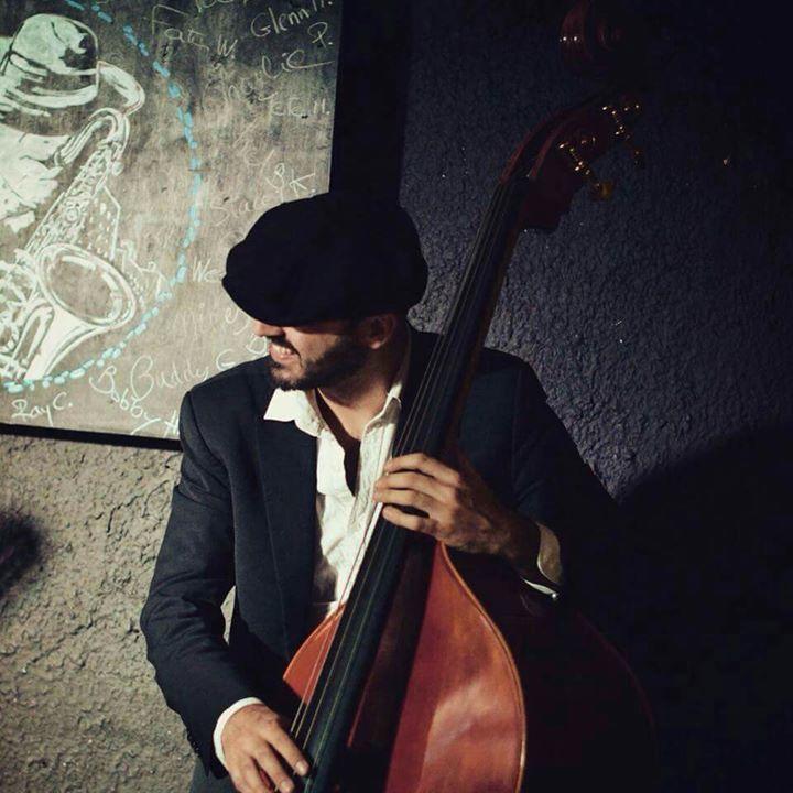 Maurizio Congiu bassplayer Tour Dates
