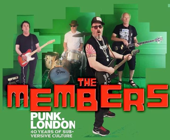 The Members @ Tramshed - Cardiff, United Kingdom