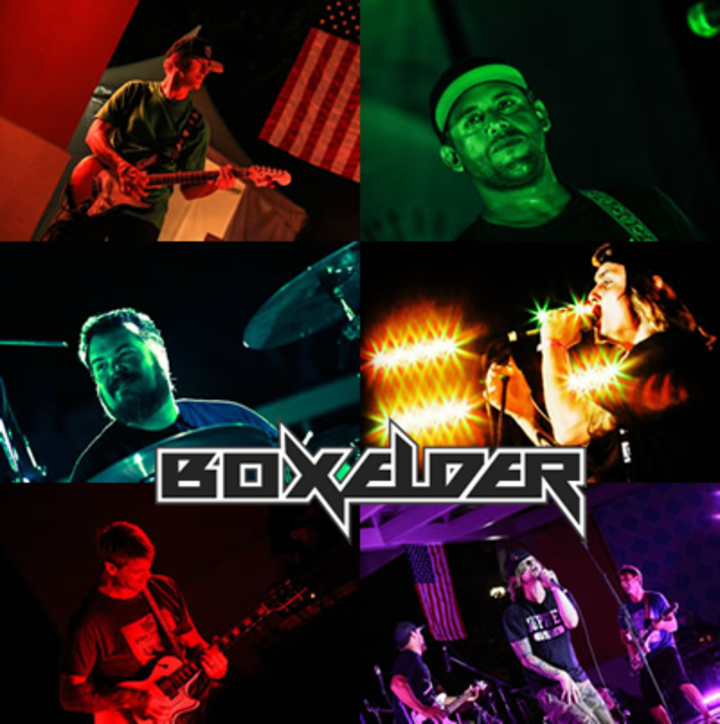 Boxelder Tour Dates
