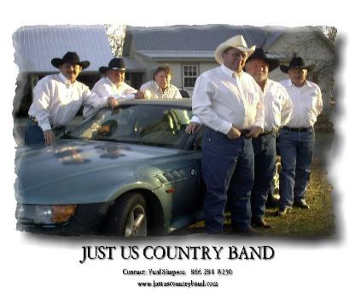 Just Us Country Band Tour Dates