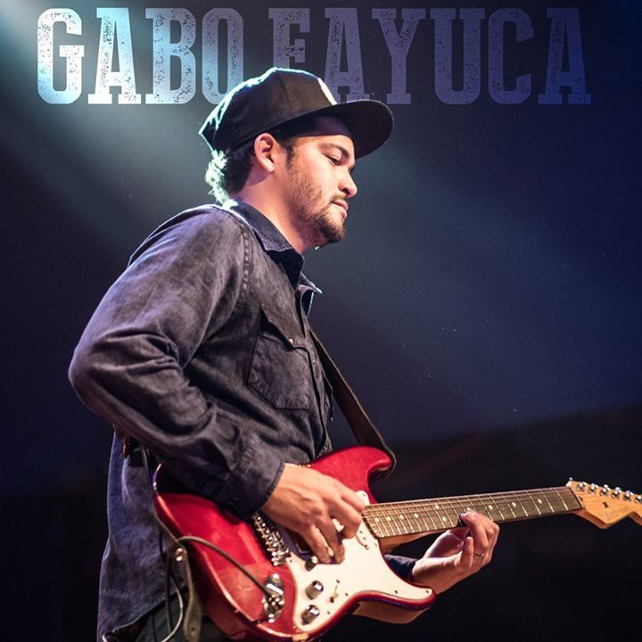 Gabo Fayuca Tour Dates