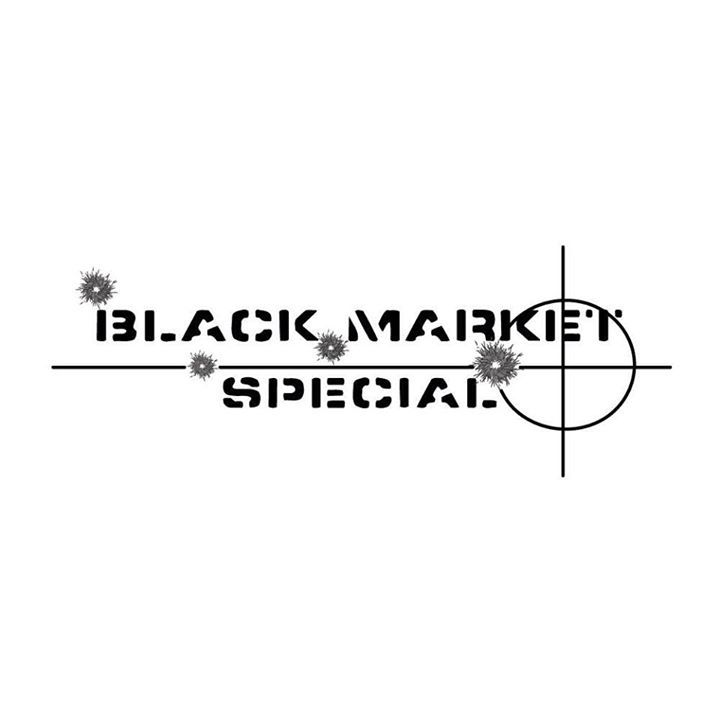 Black Market Special Tour Dates