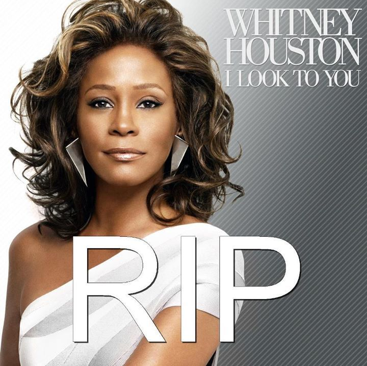 R.I.P Whitney houston Tour Dates