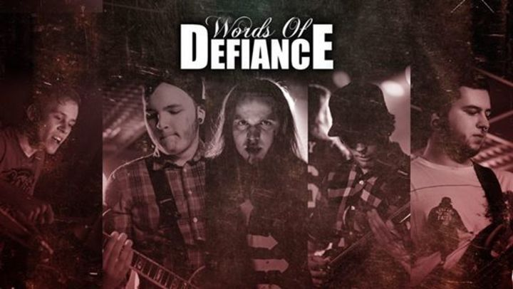 Words Of Defiance Tour Dates