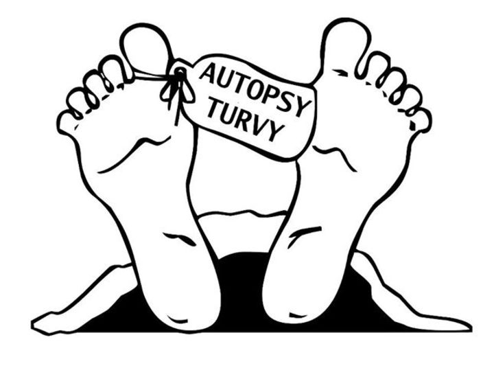 Autopsy Turvy Tour Dates