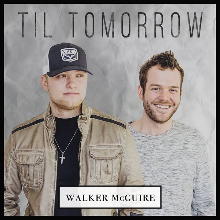 Walker McGuire @ The Adelphia Music Hall - Marietta, OH