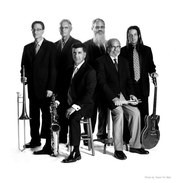 The Jazz Professors Tour Dates