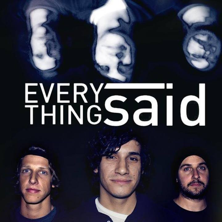 Everything SAID Tour Dates