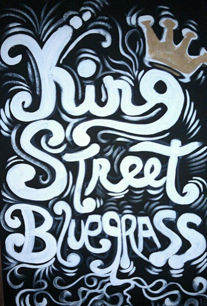 King Street Bluegrass Tour Dates