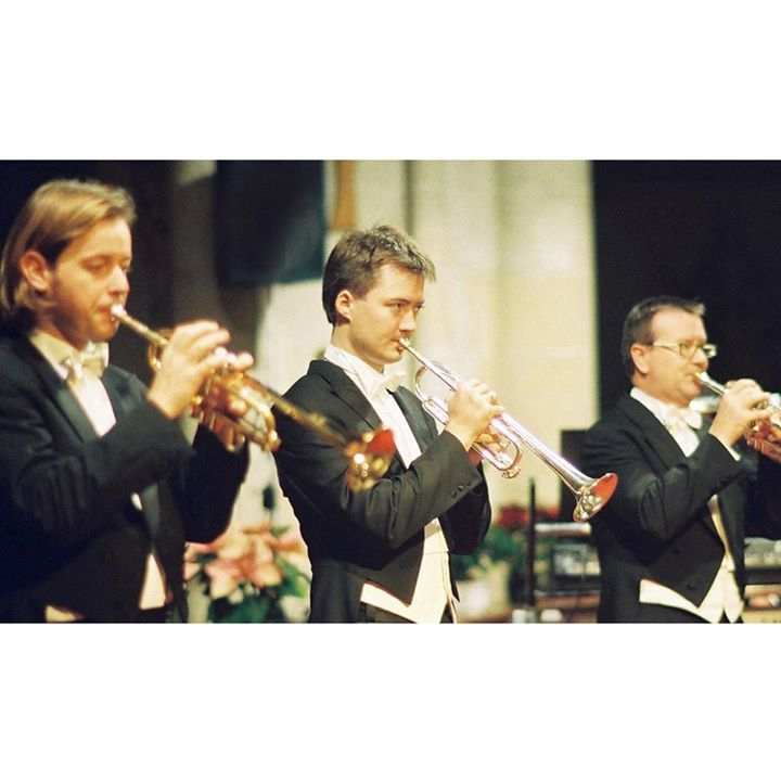 Trumpetsinconcert @ Minoritenkirche - Vienna, Austria