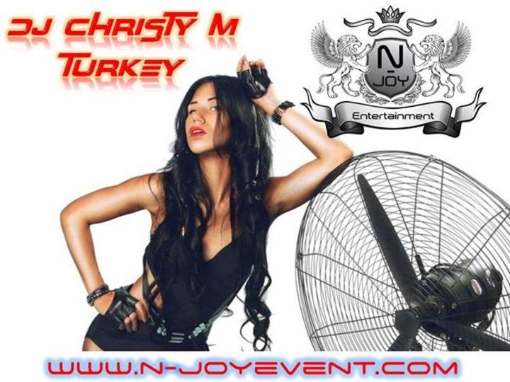 Dj Christy M Offical Turkey Tour Dates
