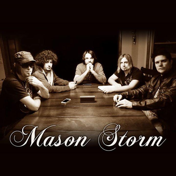Mason Storm Tour Dates