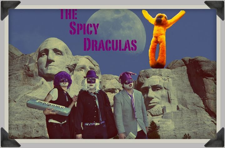 The Spicy Draculas Tour Dates