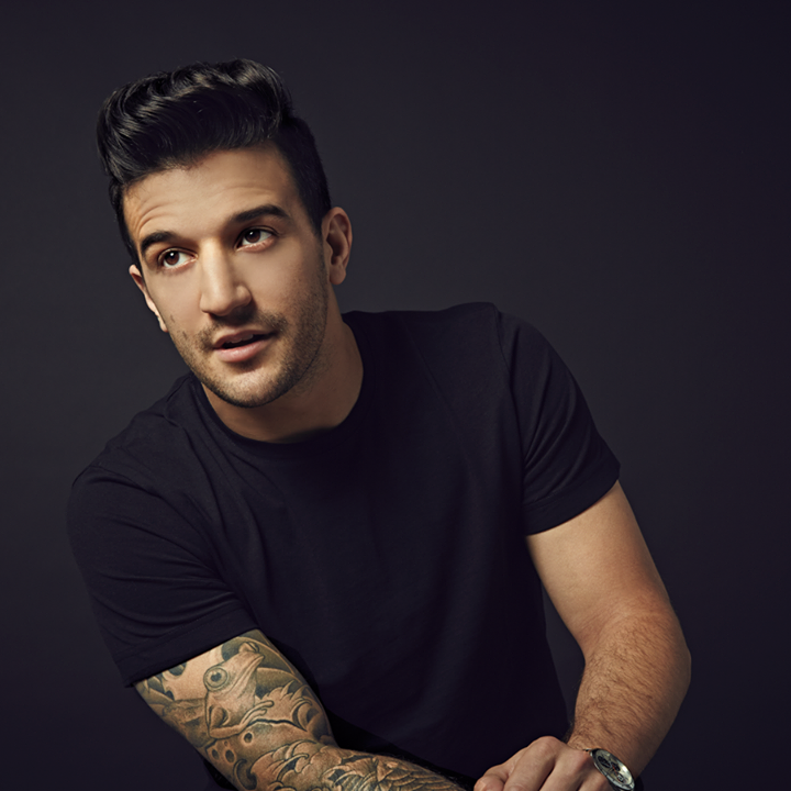 Mark Ballas Tour Dates