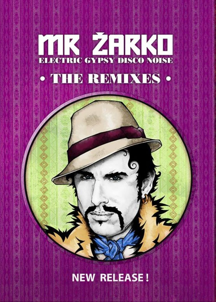 MR ZARKO Tour Dates