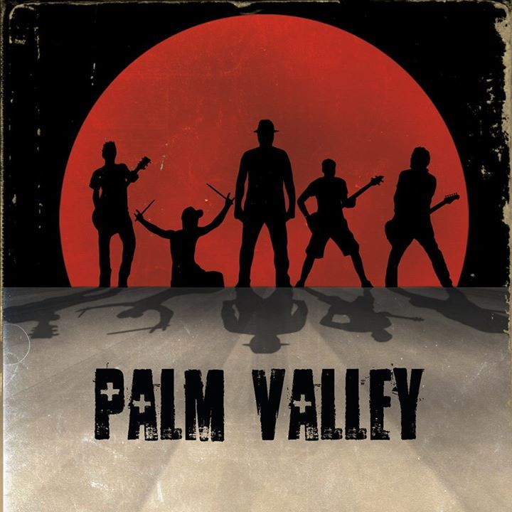 Palm Valley Tour Dates