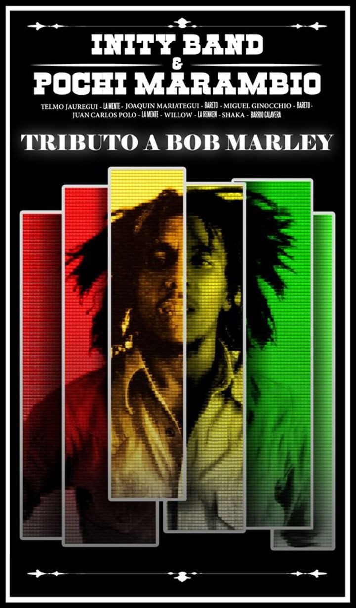 Inity Band & Pochi: Homenaje Bob Marley Tour Dates