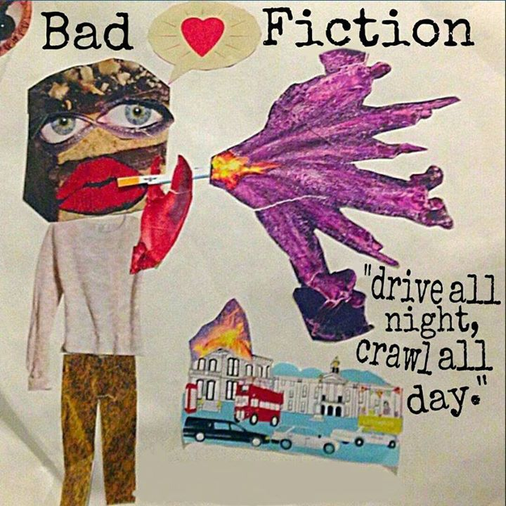 Bad Fiction Tour Dates