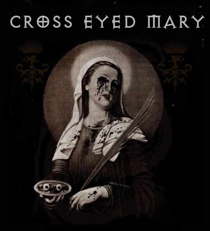 Cross Eyed Mary Tour Dates