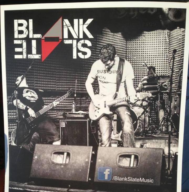 Blank Slate Tour Dates